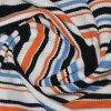 360GSM Polyester Rayon Spandex Interlock Fabric