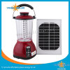 Hot Sell LED Solar Camping Light with Mobile Phone Charger