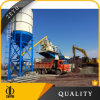 50m3/H Mobile Portable Concrete Mixing Plant for Sale (YHZS50)