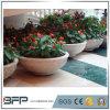 Decorative Granite Flower Pot for Garden