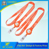 Wholesale Customized Heat Transfer/Silk Printing Lanyard with Any Logo