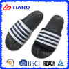 High Quality Casual Indoor PVC Men Slipper (TNK35717)