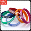 Fashion Beautiful Silicone Rubber Bracelet with Logo