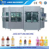 Automatic Juice Plastic Bottle Pressure Filling Machine