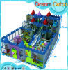 Indoor Kids Crazy Popular Fairy Tale House Plastic Playground