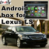 Car Video Interface for 2005-2009 Lexus Ls, Android Navigation Rear and 360 Panorama Optional