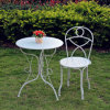 Wrought Iron Coffee Table Set Unfolded