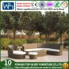 Rattan Garden Furniture Corner Sofa Set (TG-JW23)