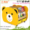Guangzhou Supplier Wooden Children Bookshelf Kids Bookshelves for Pre School