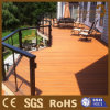 Outdoor Used Composite Deck Mix Color WPC Decking