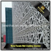 Decorative Exterior Modern Building Facade Aluminium Cladding
