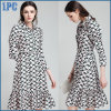 Colours Elegant Ladies Dress Travel in The Fall