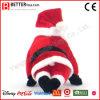 Christmas Toy Decoration Stuffed Animal Plush Toys Soft Santa Claus Toy for Kids