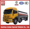 8X4 FAW Heavy Truck 25000L 3 Compartments Oil Tanker