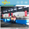 Synchronized Tandem Press Brake with Delem Da66t Controls