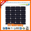 55W 156*156mono Silicon Solar Module
