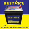 Good Starting Performance Auto JIS/DIN Series 12V36ah 38b20r Car Battery