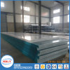 Mutiwall Sunproof Customized Size Durable Roofing Hollow Polycarbonate Sheet