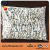 Plastic Name Badge Magnet with 3m Glue