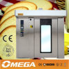 Gas Rotary Rack Oven for Bakery Equipment, 32trays Hot Air Rotary Furnace (manufacturer CE&ISO9001)