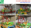 Pirate Ship Playground Equipment (Amusement ride-002)