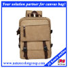 Men Casual Leisure Fashion Travel Canvas Backpack
