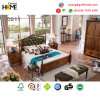 2017 Amercian Style Oak Furniture Bedroom Furniture (AD811)