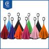 2017 Hot Selling Double Layer Fashion More Colors Reverse Umbrella Smart