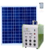 New Type 20W Portable Solar Power Lighting System Products