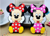 Cartoon Smile Polka DOT Minnie Silicone Phone Case for Oppo A35 A37 A59 R9s Plusmobile Case (XSD-038)