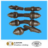 Conical Mining Crusher Tooth, Roadheader Cutter Tooth