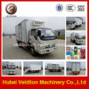 4X2 Mini 9ton Fresh Vegatable Refrigerated Truck