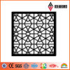Decorative CNC Carved Screen Aluminum Panels by Ideabond
