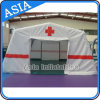 Inflatable Red Cross Emergency Hospital Medical Tent