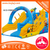 Kid Air Inflation Outdoor Slide Inflatable Toy Bouncer