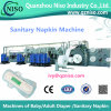 Economic Feminine Napkin Machine Manufacture From China (HY800-SV)