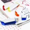 Knife Design Plastic Material Free Logo USB Flash Drive (DX)