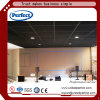 Acoustic Black Fiberglass Ceiling Tiles with Excellent Sound Absorbing