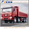 Low Price 8X4 30cubic Meter Dump Truck HOWO Tipper Truck