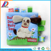 Educational Cartoon Animal Baby Cloth Soft Books for Kids