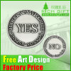 Factory Fashionable Custom Made Metal Two Side Commemorative Coin