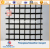 Biaxial Uniaxial Fiberglass Geogrids Coating with Bitumen/Asphalt