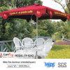 Advertising Printed Outdoor Sunshade Using in Garden