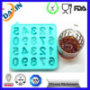 Fashion Promotion Baby Food Freezer Silicone Ice Cube Tray