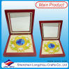 Custom Medals Sport Military Award Medal with Box Packing