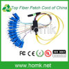 MPO-Sc Sm 12 Cores Fiber Optic Patch Cord