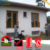 Make in China Factory Directly Provided Plastic/UPVC Doors and Windows