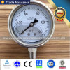 Differential Pressure Gauge Stainless Steel Air Pressure Gauge