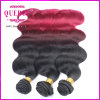 Hot Product Indian Remy Body Wave Human Hair Products Omber Hair