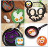 New Clown Head Rabbit Shaped Silicone Egg Mold Omelet Creativ Fried Egg Mold